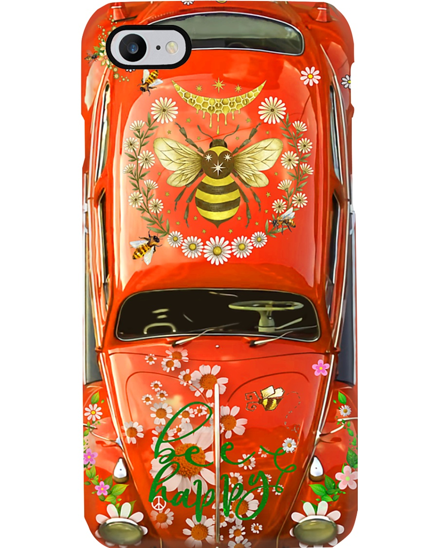 Bee Happy Phone Case