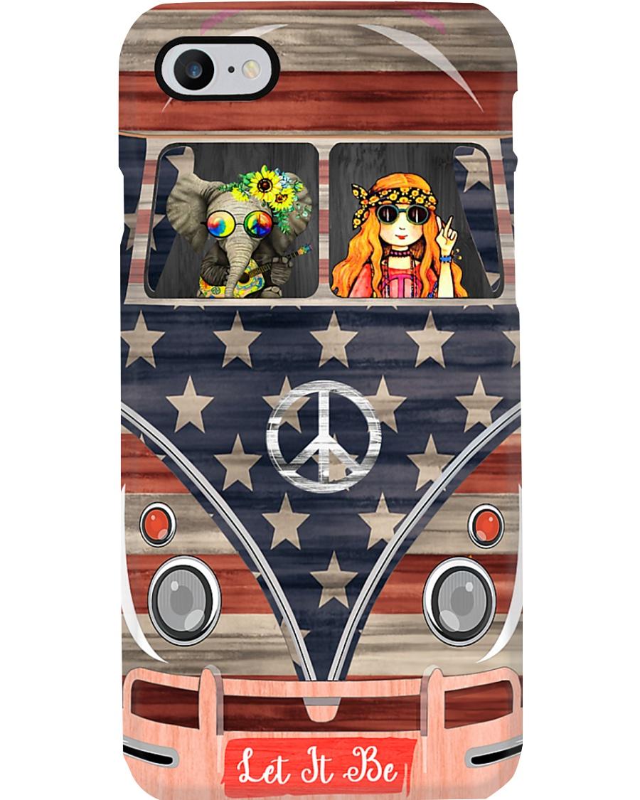 Let It Be - Hippie Phone Case