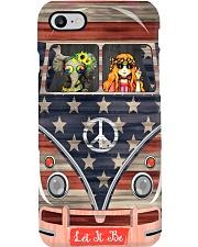 Let It Be - Hippie Phone Case i-phone-7-case