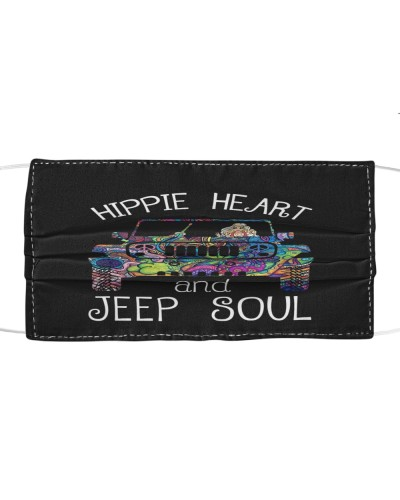 HIPPIE HEART AND JEEP SOUL