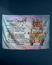 """To My Daughter Wall Tapestry - 36"""" x 26"""" aos-wall-tapestry-36x26-lifestyle-front-06"""