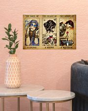 Gypsy Hippie Warrior 17x11 Poster poster-landscape-17x11-lifestyle-21