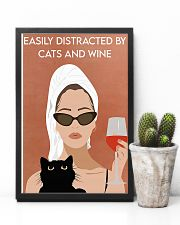 Cats And Wine Vertical 16x24 Poster lifestyle-poster-8