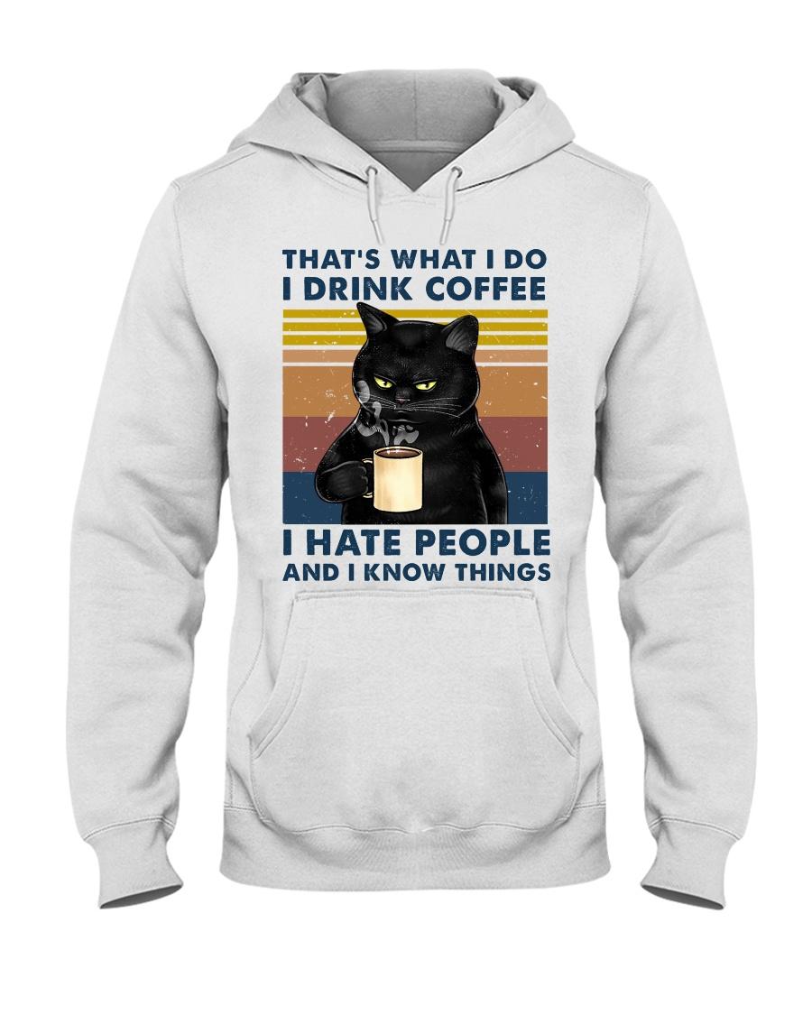 CAT 6 Hooded Sweatshirt