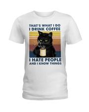 CAT 6 Ladies T-Shirt thumbnail