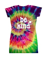 hippie be kind 15 All-over Dress back
