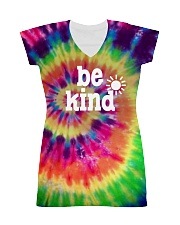 hippie be kind 15 All-over Dress front