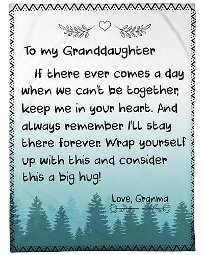 TO MY GRANDDAUGHTER-GRANMA