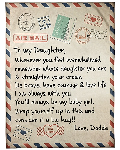 the letter-DADDA