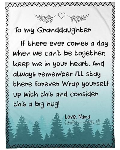 TO MY GRANDDAUGHTER-NANA