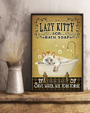 CAT POSTER 13 16x24 Poster lifestyle-poster-3