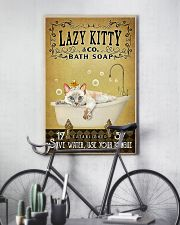 CAT POSTER 13 16x24 Poster lifestyle-poster-7