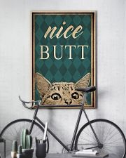 Vintage Cat Nice Butt Vertical 16x24 Poster lifestyle-poster-7
