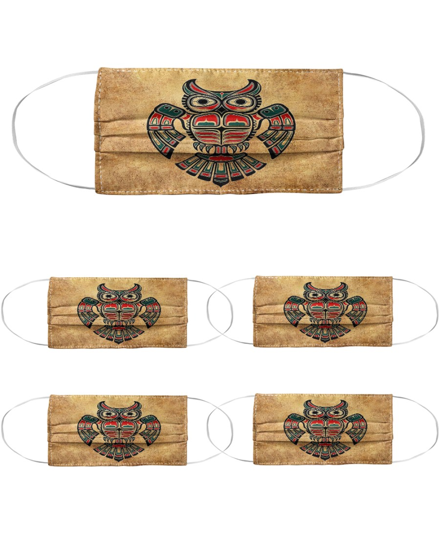 LIMITED EDITION  Cloth Face Mask - 5 Pack