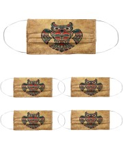LIMITED EDITION  Cloth Face Mask - 5 Pack front