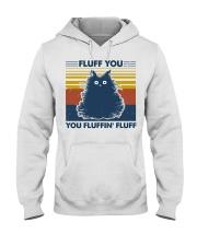 CAT 3 Hooded Sweatshirt front