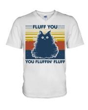 CAT 3 V-Neck T-Shirt thumbnail
