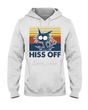 CAT 9 Hooded Sweatshirt front