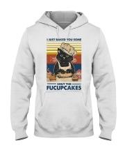 CAT 1 Hooded Sweatshirt front