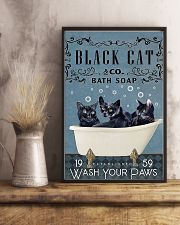 CAT POSTER 10 16x24 Poster lifestyle-poster-3