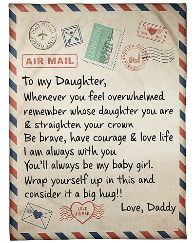 the letter-DADy