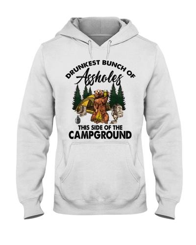 Camping Drunkest Bunch