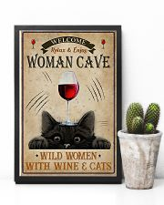 Wine And Cats Vertical 1 16x24 Poster lifestyle-poster-8