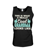This Is What A REALLY Cool Grandma Looks Like  Unisex Tank thumbnail