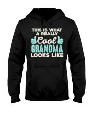 This Is What A REALLY Cool Grandma Looks Like  Hooded Sweatshirt thumbnail