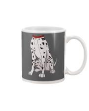 Dalmatian Costume T-Shirt for Halloween Dog Animal Mug thumbnail