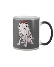 Dalmatian Costume T-Shirt for Halloween Dog Animal Color Changing Mug thumbnail