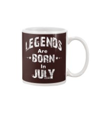 Legends Are Born In July Long Sleeve T-Shirt Mug thumbnail