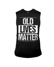 Birthday Gifts For Men Old Lives Matter Shirt 60th Sleeveless Tee thumbnail