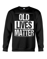 Birthday Gifts For Men Old Lives Matter Shirt 60th Crewneck Sweatshirt tile