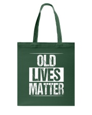 Birthday Gifts For Men Old Lives Matter Shirt 60th Tote Bag thumbnail