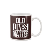 Birthday Gifts For Men Old Lives Matter Shirt 60th Mug thumbnail