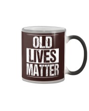 Birthday Gifts For Men Old Lives Matter Shirt 60th Color Changing Mug thumbnail