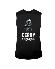 Derby Sanchez Funny Shirt When Cinco De Mayo Derby Sleeveless Tee thumbnail