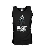 Derby Sanchez Funny Shirt When Cinco De Mayo Derby Unisex Tank thumbnail