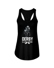 Derby Sanchez Funny Shirt When Cinco De Mayo Derby Ladies Flowy Tank thumbnail