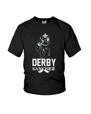Derby Sanchez Funny Shirt When Cinco De Mayo Derby Youth T-Shirt thumbnail