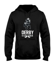 Derby Sanchez Funny Shirt When Cinco De Mayo Derby Hooded Sweatshirt thumbnail