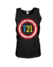 Down Syndrome Awareness Superhero T-Shirt for Kids Unisex Tank thumbnail