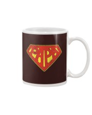 Super Papa Shirt Superhero Dad Daddy For Father Pa Mug thumbnail
