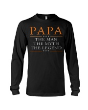 Mens The Man The Myth The Legend Shirt for Mens  Long Sleeve Tee thumbnail