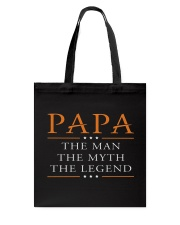 Mens The Man The Myth The Legend Shirt for Mens  Tote Bag thumbnail