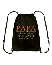 Mens The Man The Myth The Legend Shirt for Mens  Drawstring Bag thumbnail