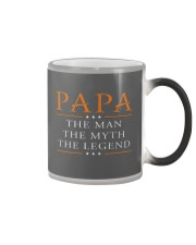 Mens The Man The Myth The Legend Shirt for Mens  Color Changing Mug thumbnail