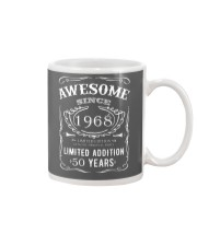 50th Birthday Shirt 50 Happy Fifty Years T-Shirt Mug tile