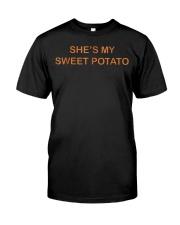 Shes My Sweet Potato Shirt Couple Shirts for Him  Premium Fit Mens Tee thumbnail